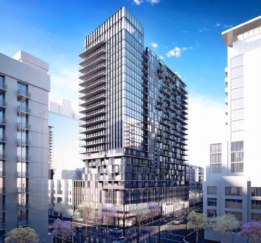 Officials Approve Downtown Apartment Tower