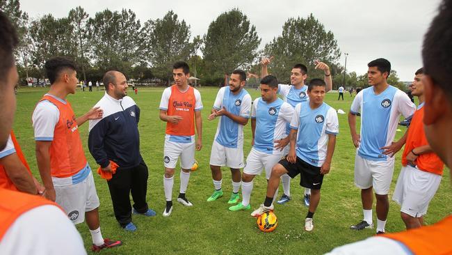 Indoor Soccer Leagues In Chula Vista - Taikingmatatga