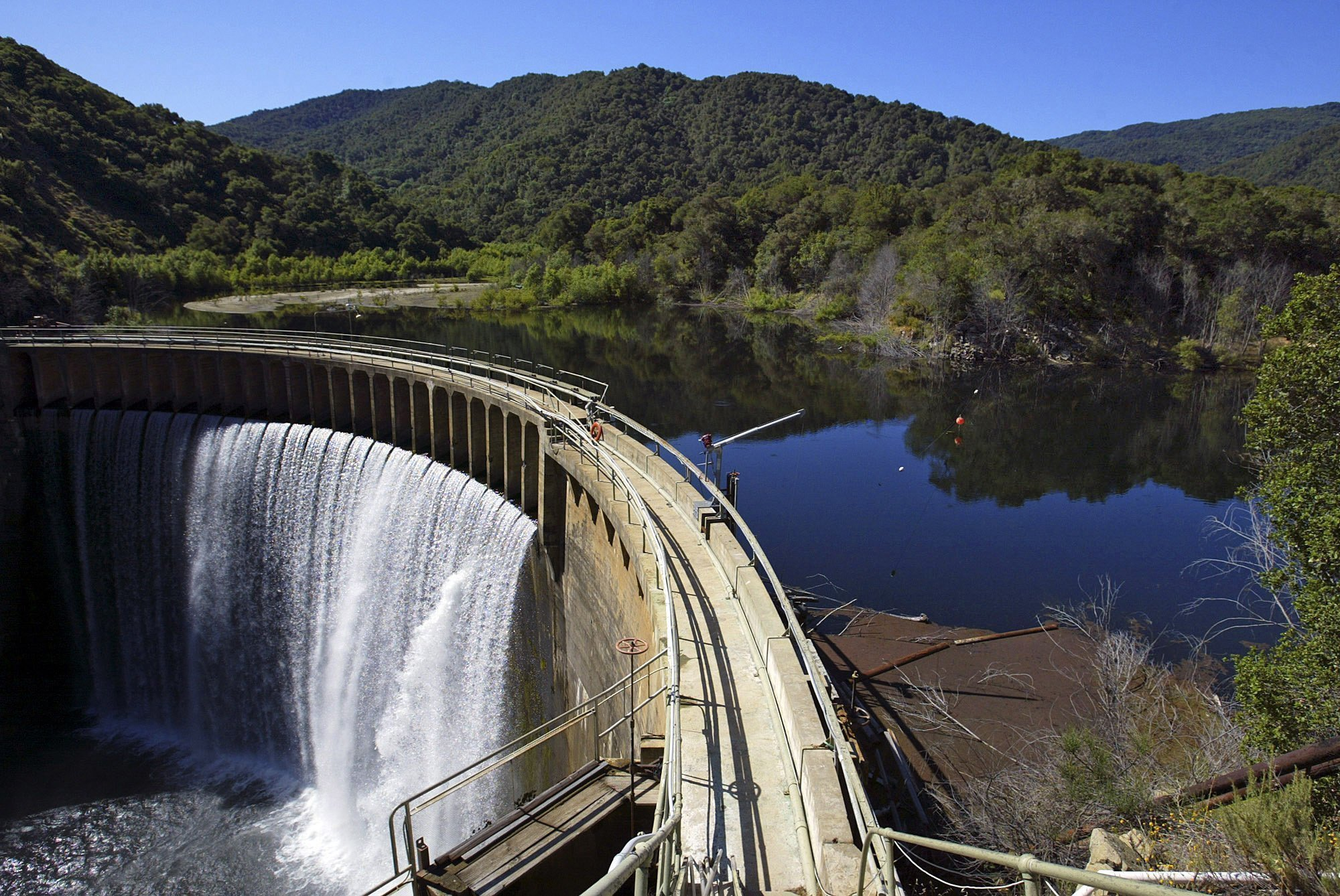 Dams  Reservoirs May Not Be Best Drought Solution