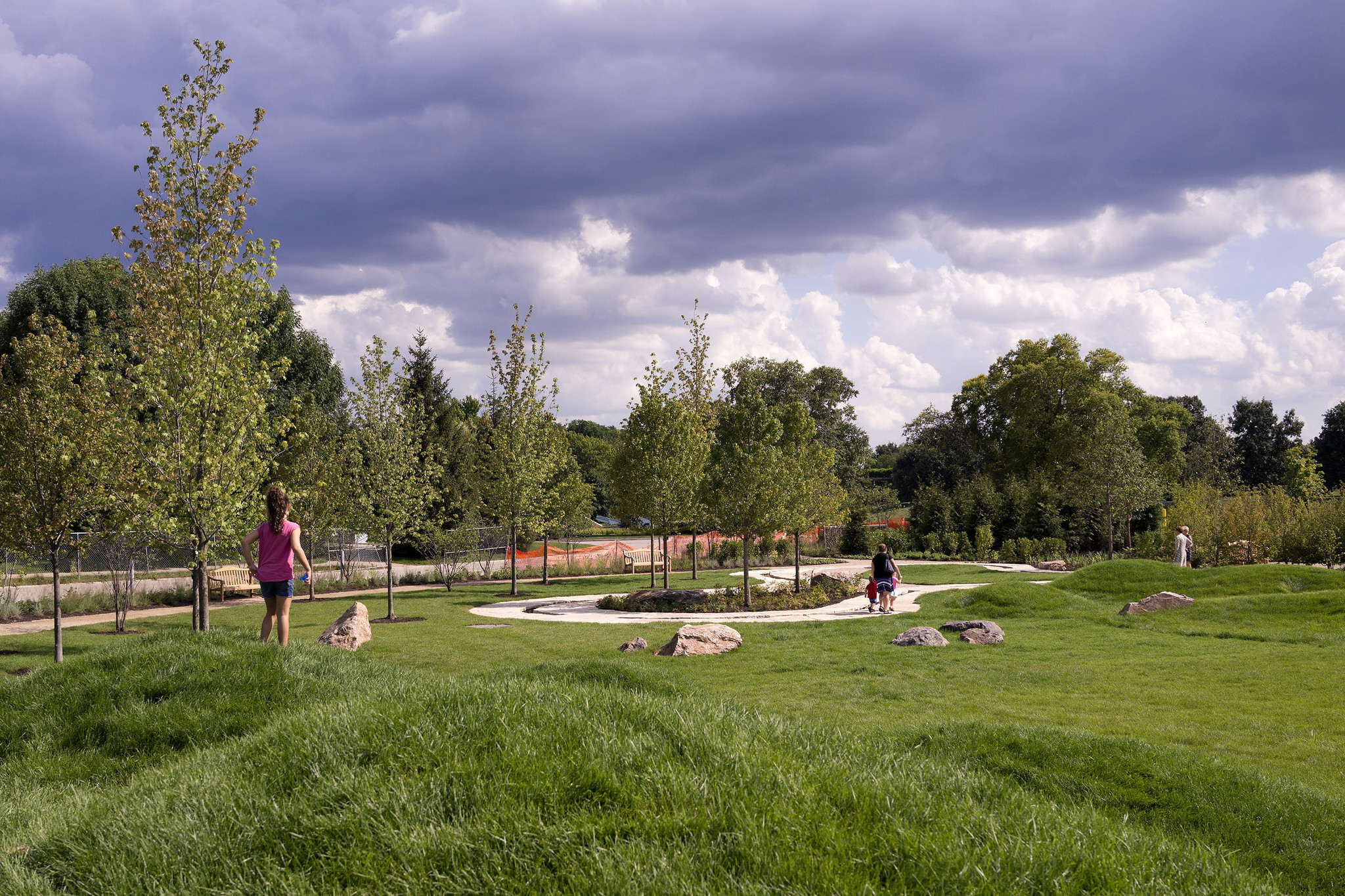 Garden Chicago: Chicago Botanic Garden Grows With $28M Learning Campus