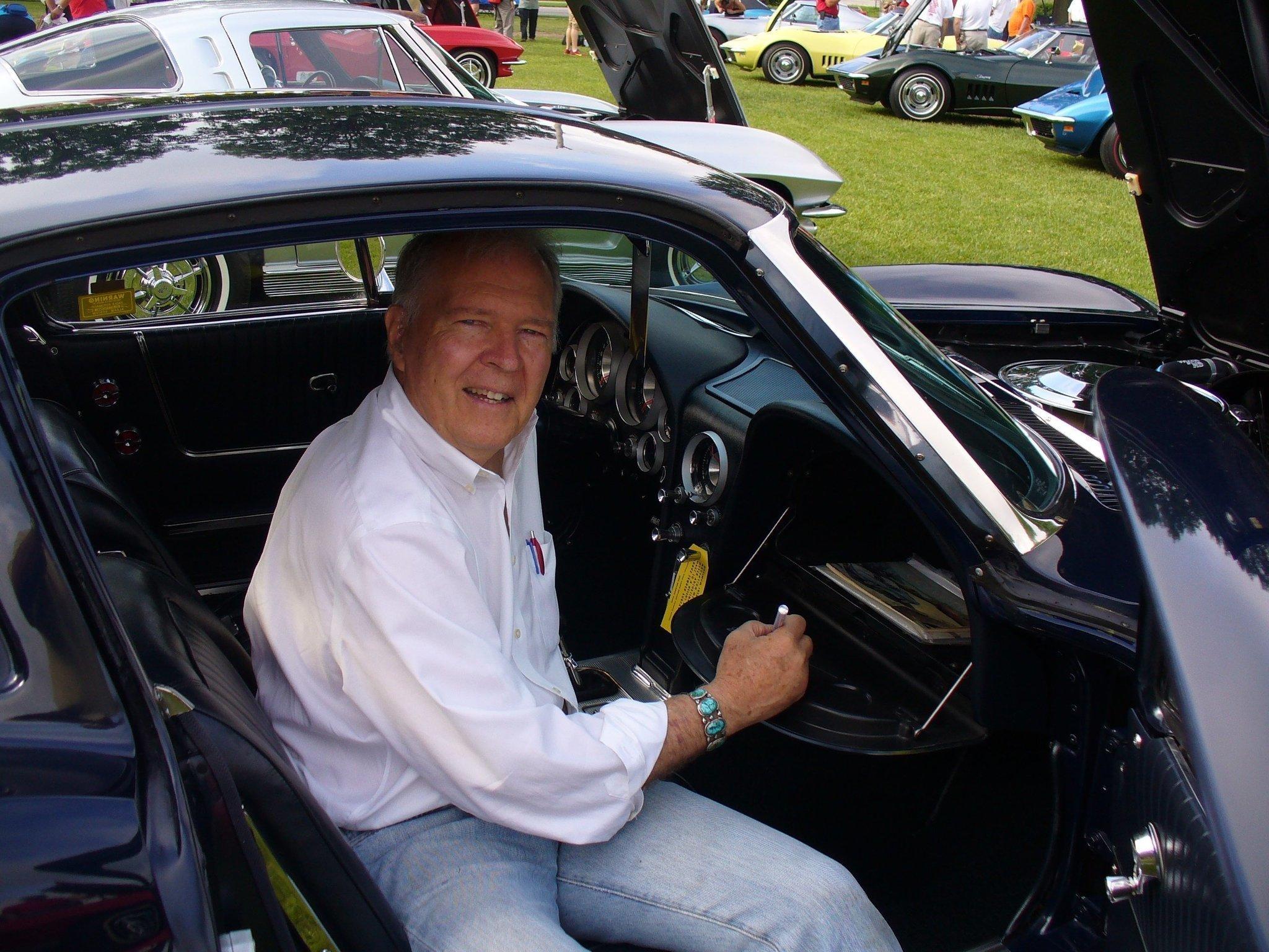 National Corvette Museum >> Vote designer-racer Brock into Corvette Hall of Fame - The ...