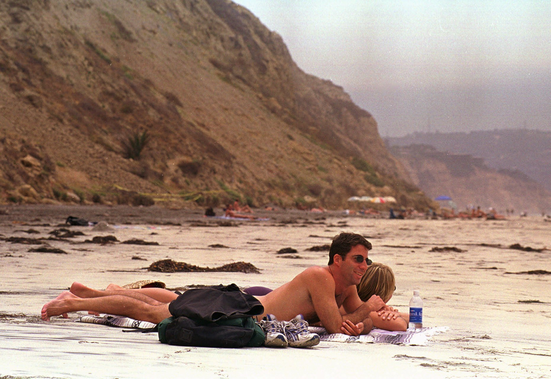 Blacks beach nudist