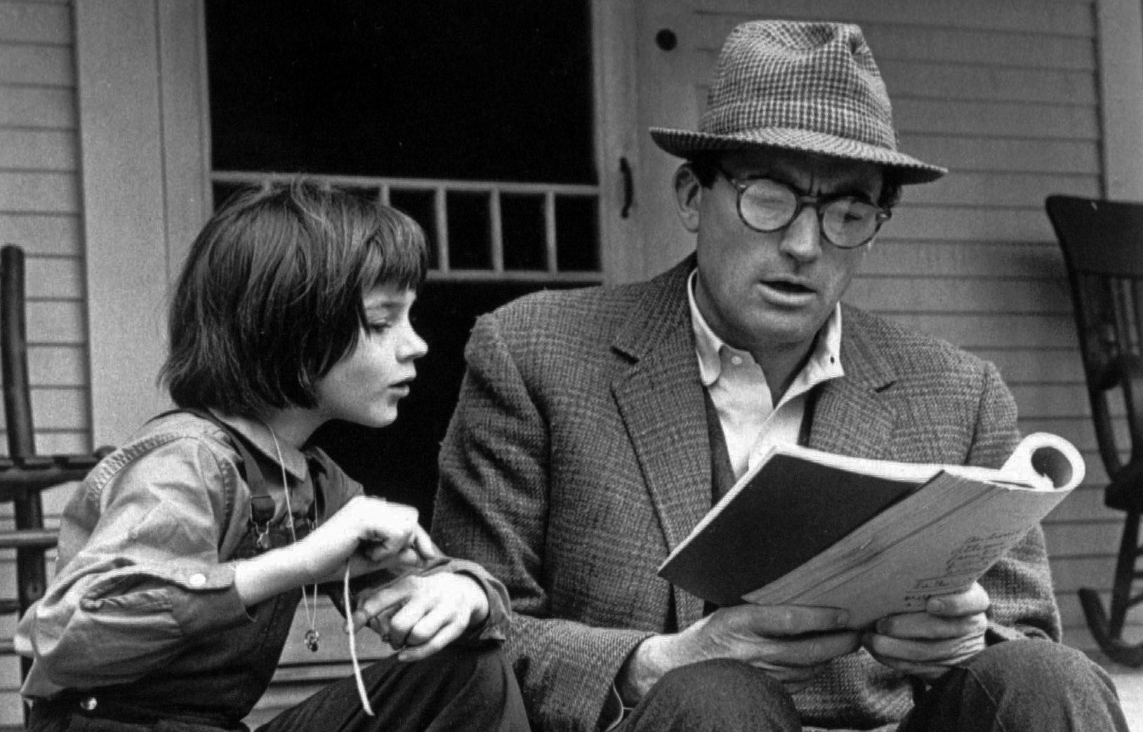 how old is scout from to kill a mockingbird