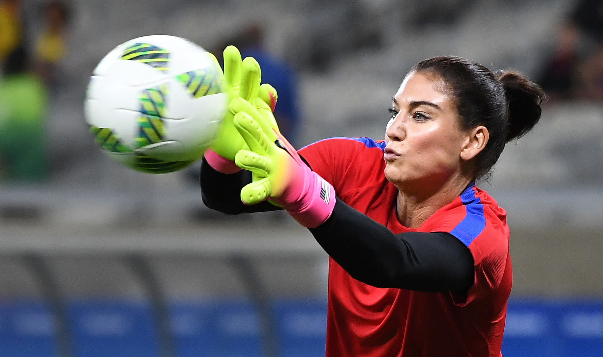 Solo: Hope Solo Suspended From National Team For Six Months