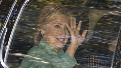 Hillary Clinton is exploring the outer limits of fundraising like no presidential nominee ever has