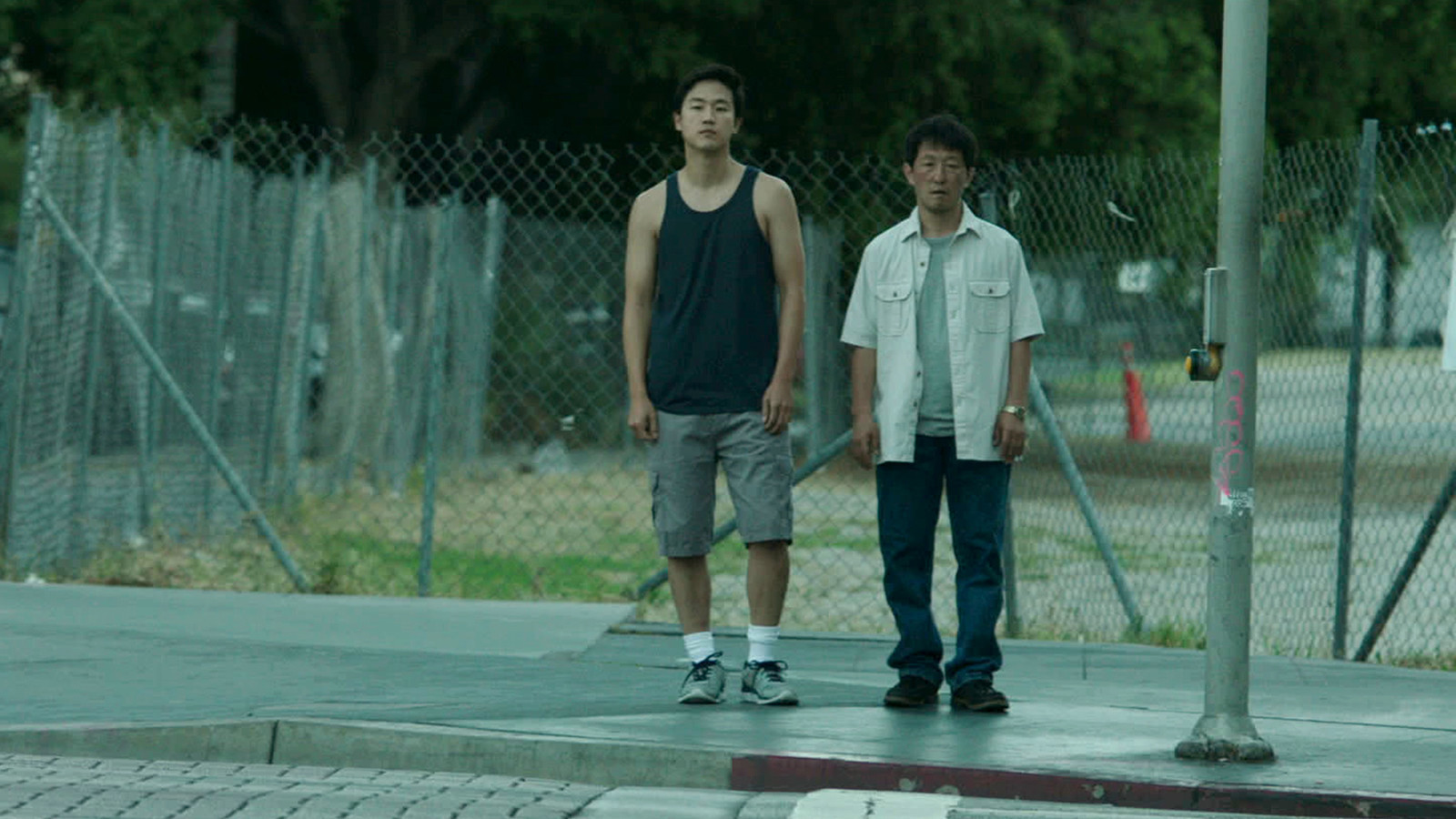 Director Andrew Ahn And Actor Joe Seo Make Impressive
