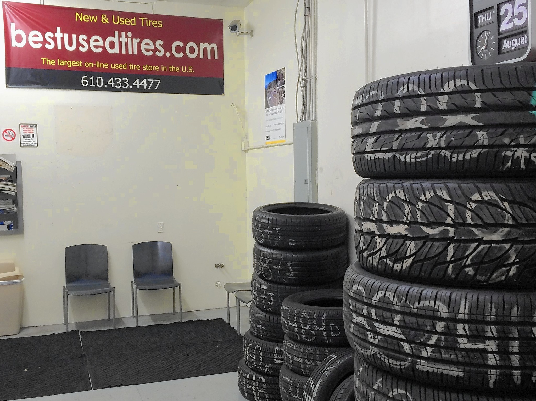 Allentown Used Tire Company Rolling Out New Location Lehigh Valley