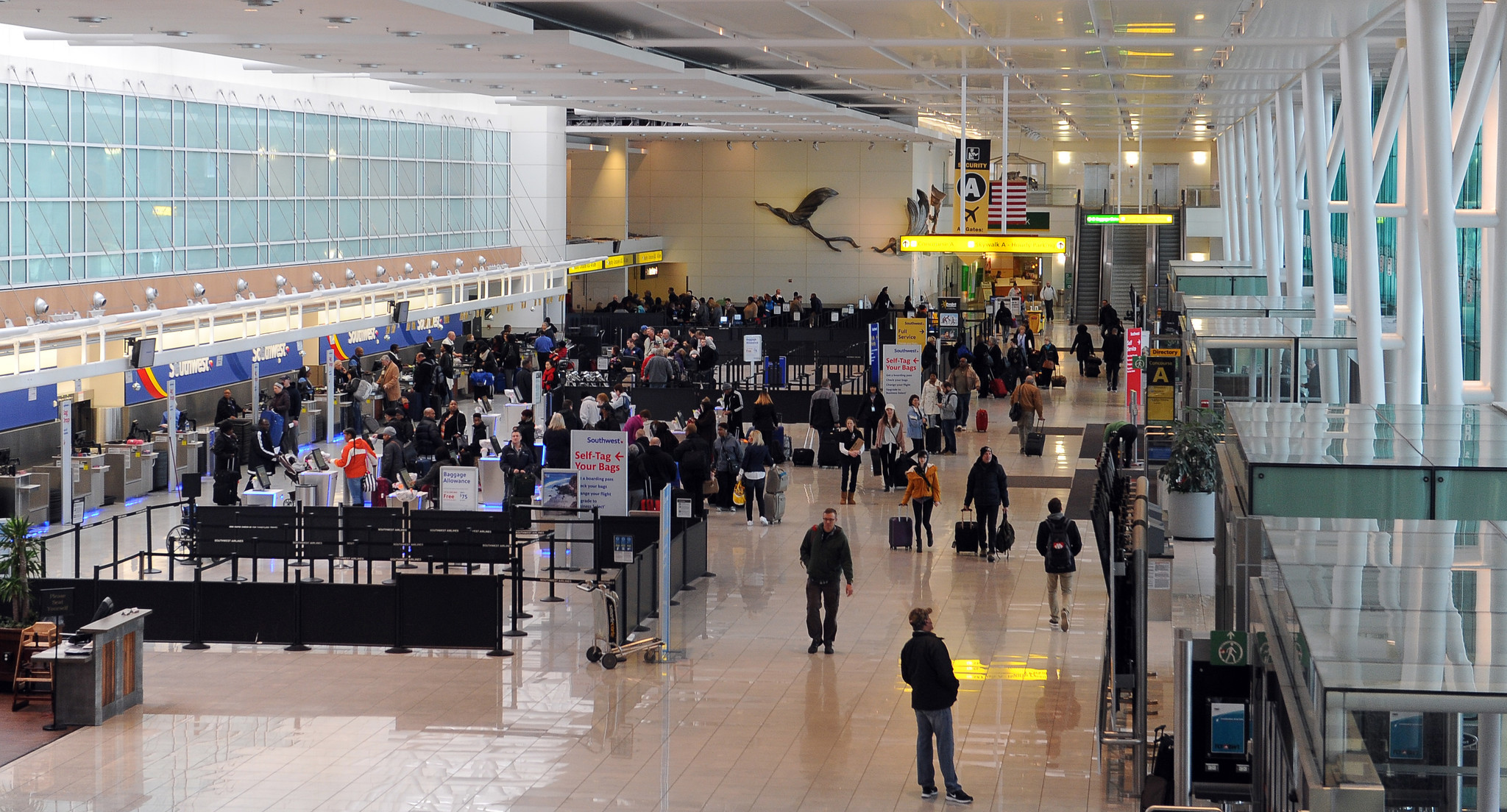 Bwi Airport Sets June Record With 2 3 Million Passengers