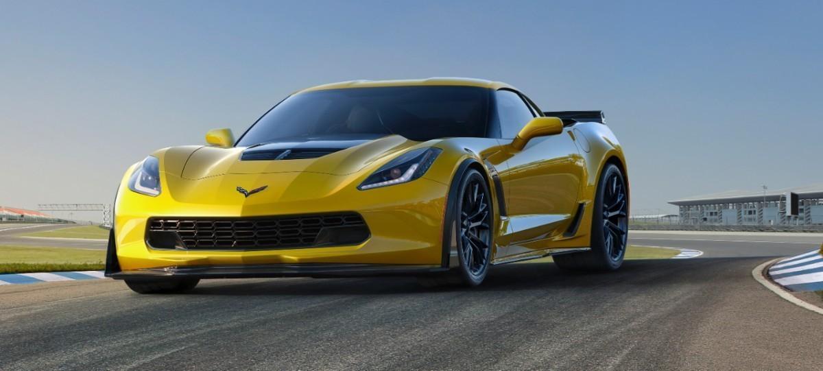 Un Corvette Con Motor Central Saldr A La Venta A Principios Del