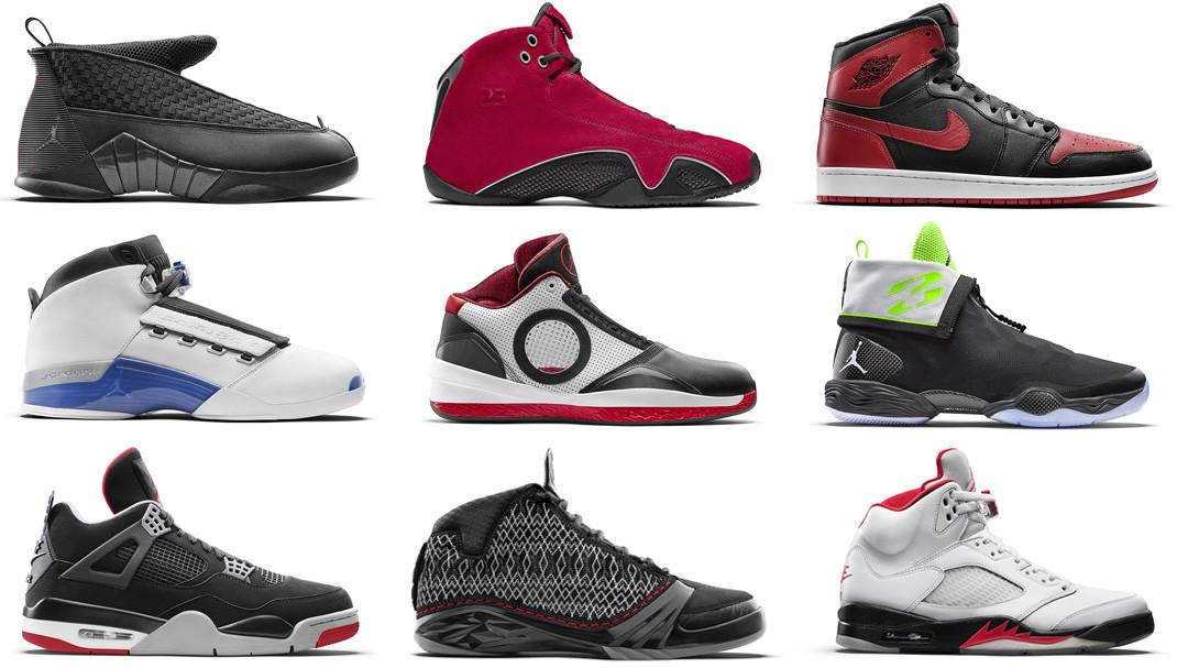 78b56c3340079e Air Jordans  31 years