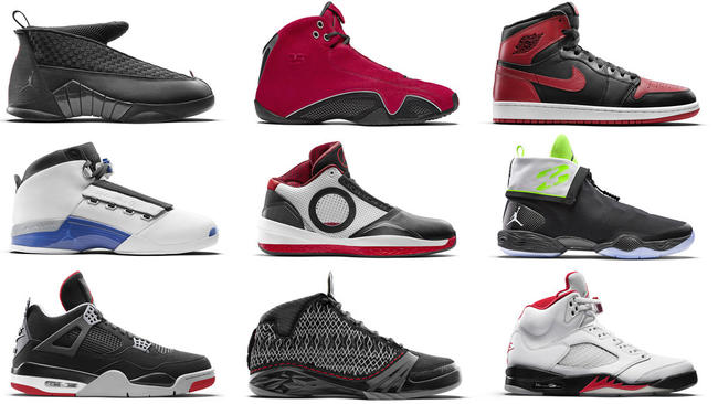 cheaper 76a12 58fa9 Air Jordans  31 years, shoe-by-shoe