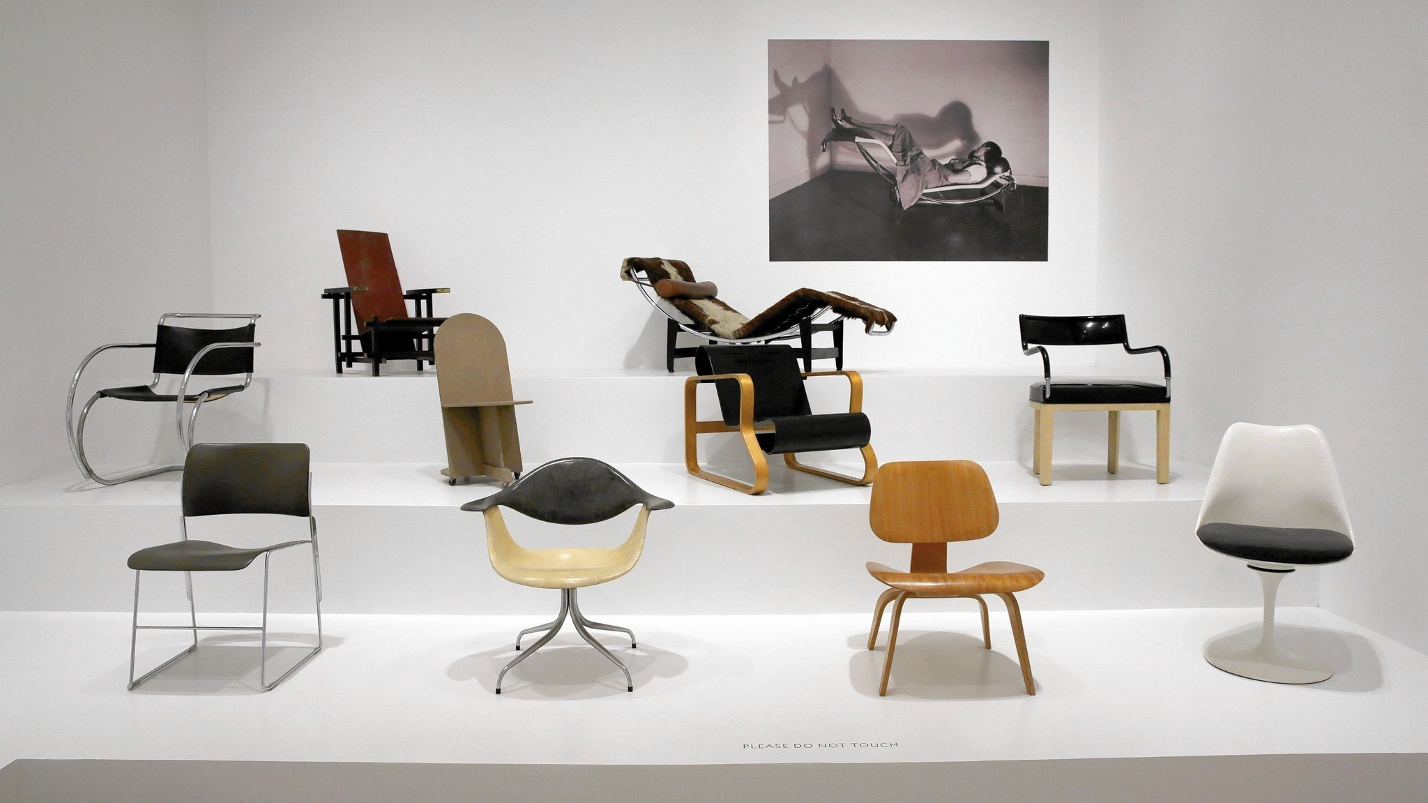 A Small Show About Chairs Hints At Larger Design Ambitions