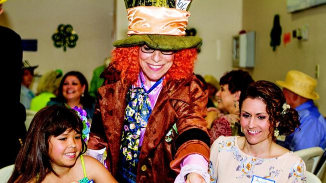 Ebc Board President Lynn Wolsey Was Dressed As The Mad Hatter While Serving 2017 Tea Party
