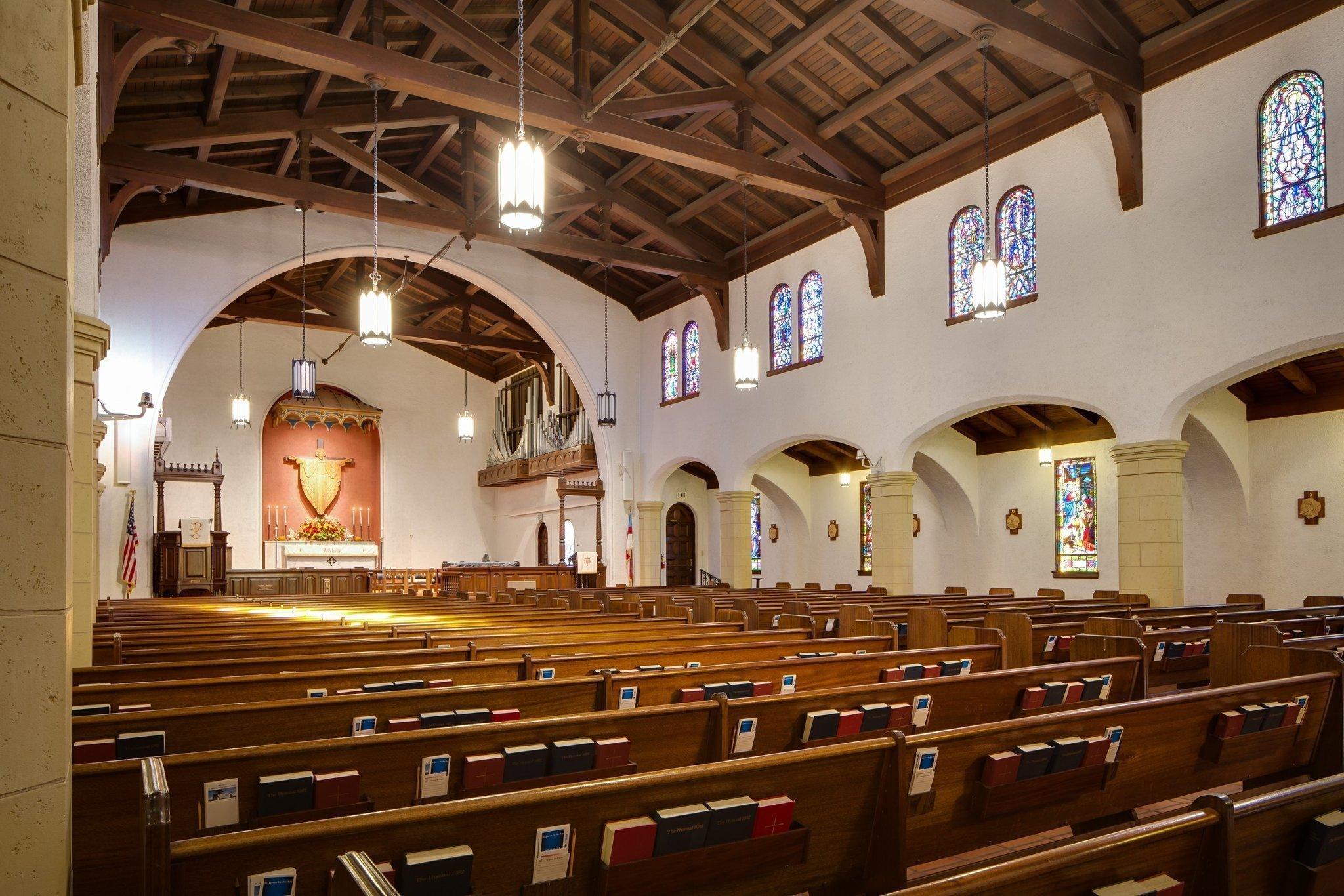 La Jolla S Faith Communities St James By The Sea