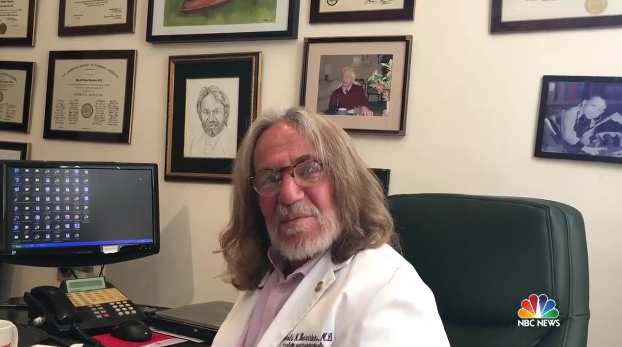 The strange tale of Donald Trump's doctor letter just got ...