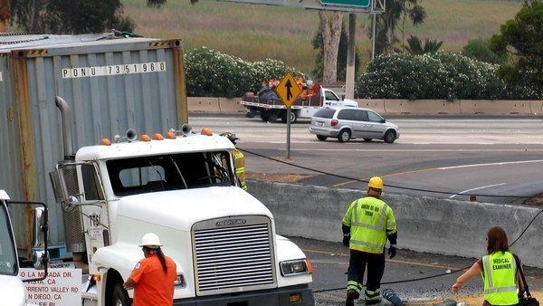 OCEANSIDE: Fatal crash closes I-5 connector, westbound 78 - The San