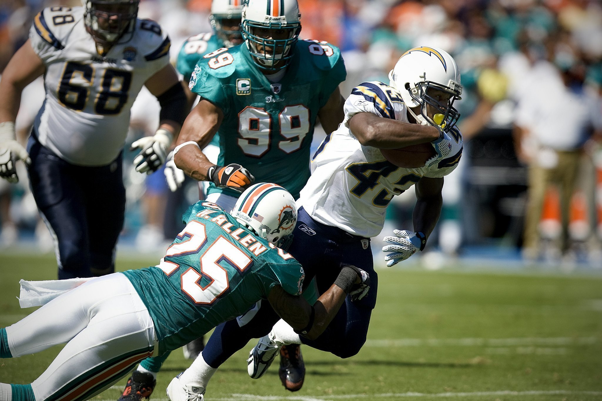 Better running game would cure some ills The San Diego Union Tribune