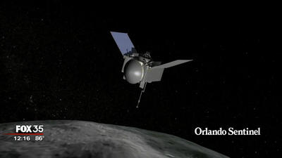 UCF professors on science team to study asteroid - Orlando News Now