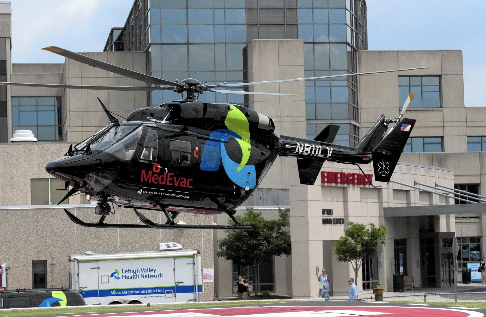 lvhn getting new medevac chopper lehigh valley business
