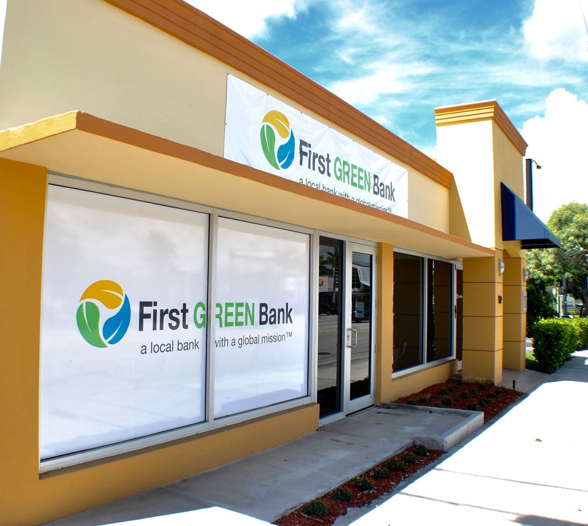 Green Banker Reception To Lauderdale Branch Preferable Ridicule And Scorn He Experienced In Central Florida