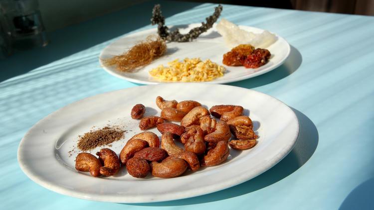 aa25e94f595 Kimchi Cashews and Almonds