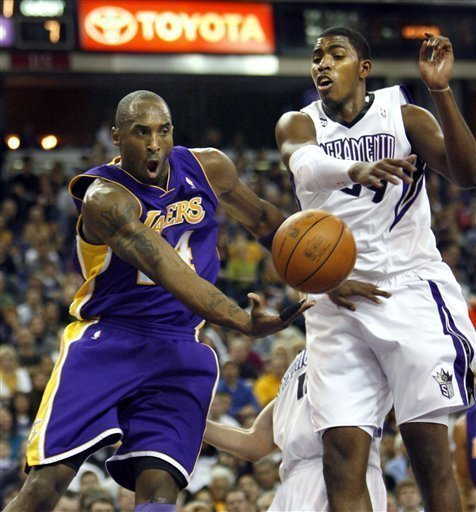 fda219345a9 Lakers bounce back by beating Kings in 2 OTs - The San Diego Union-Tribune