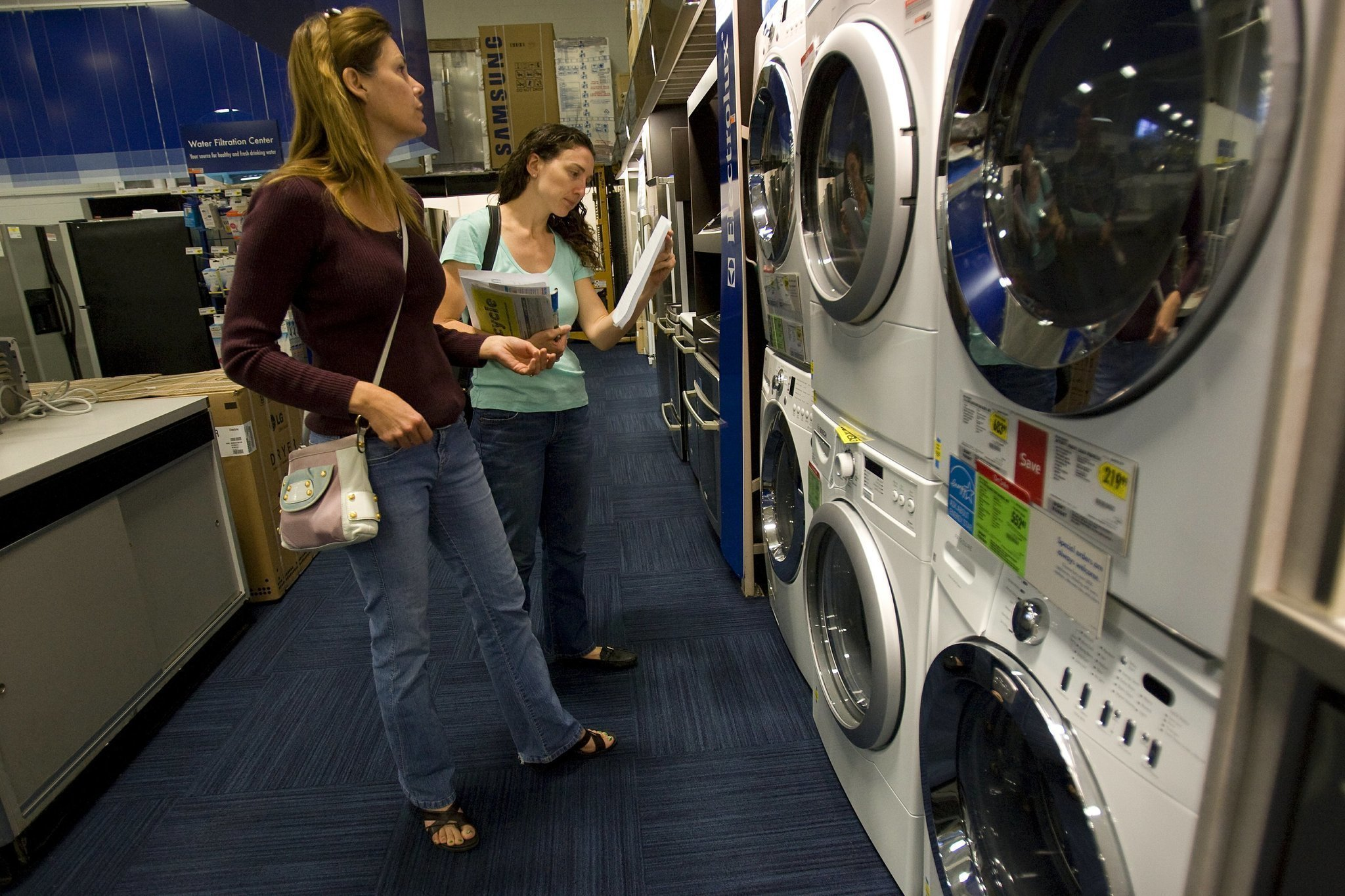 Old Appliances Get Set For State Rebate Race The San