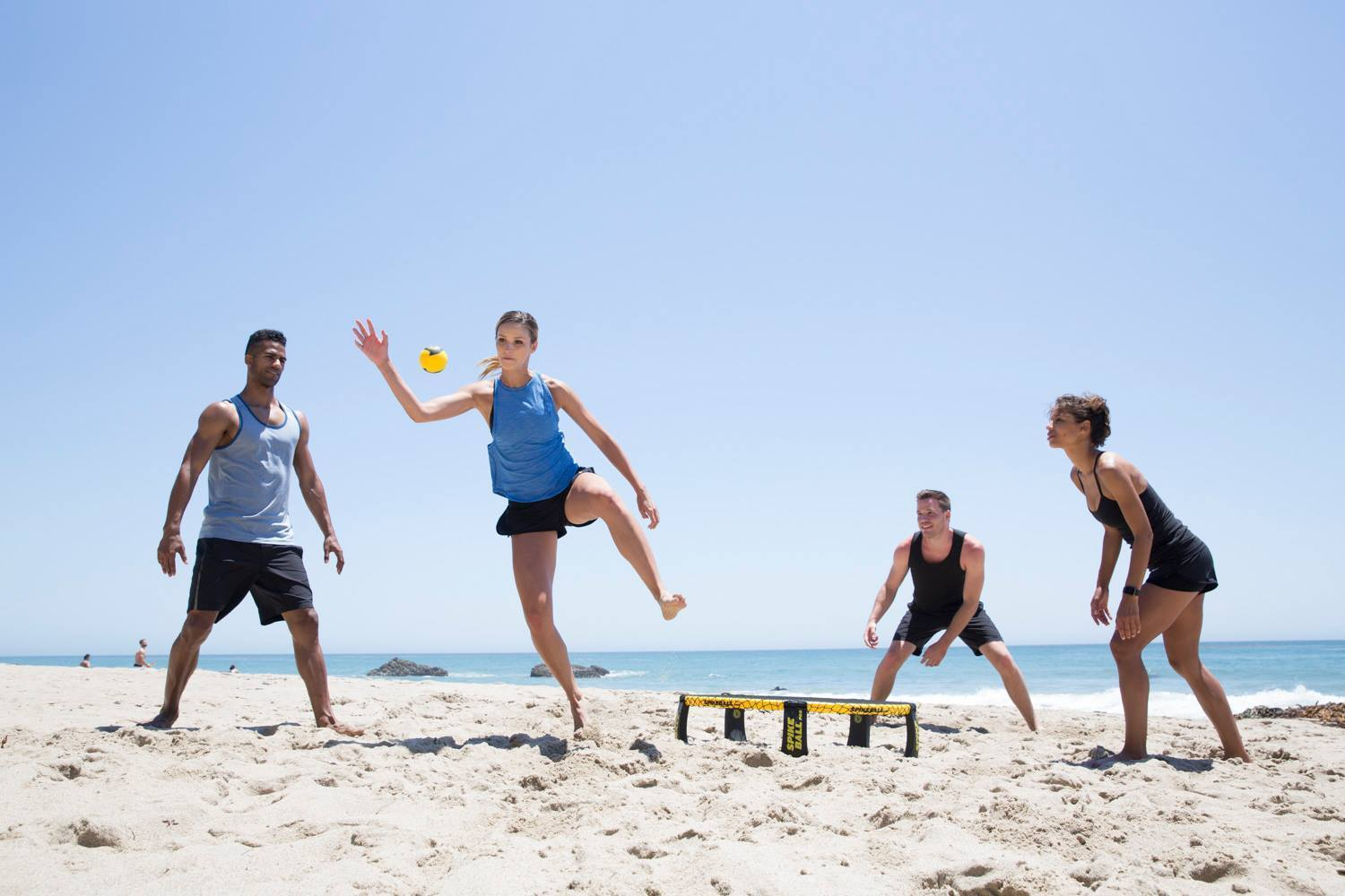 As Spikeball Soars Its Core Team Has Stayed Small How
