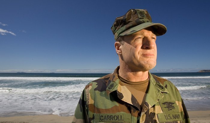 Duty Called Ex Navy Seal Back To Action The San Diego