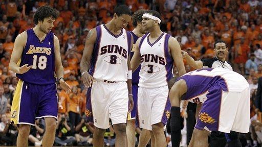 Lakers beat Suns to set up rematch with Celtics - The San Diego ... 6ff9c25fb