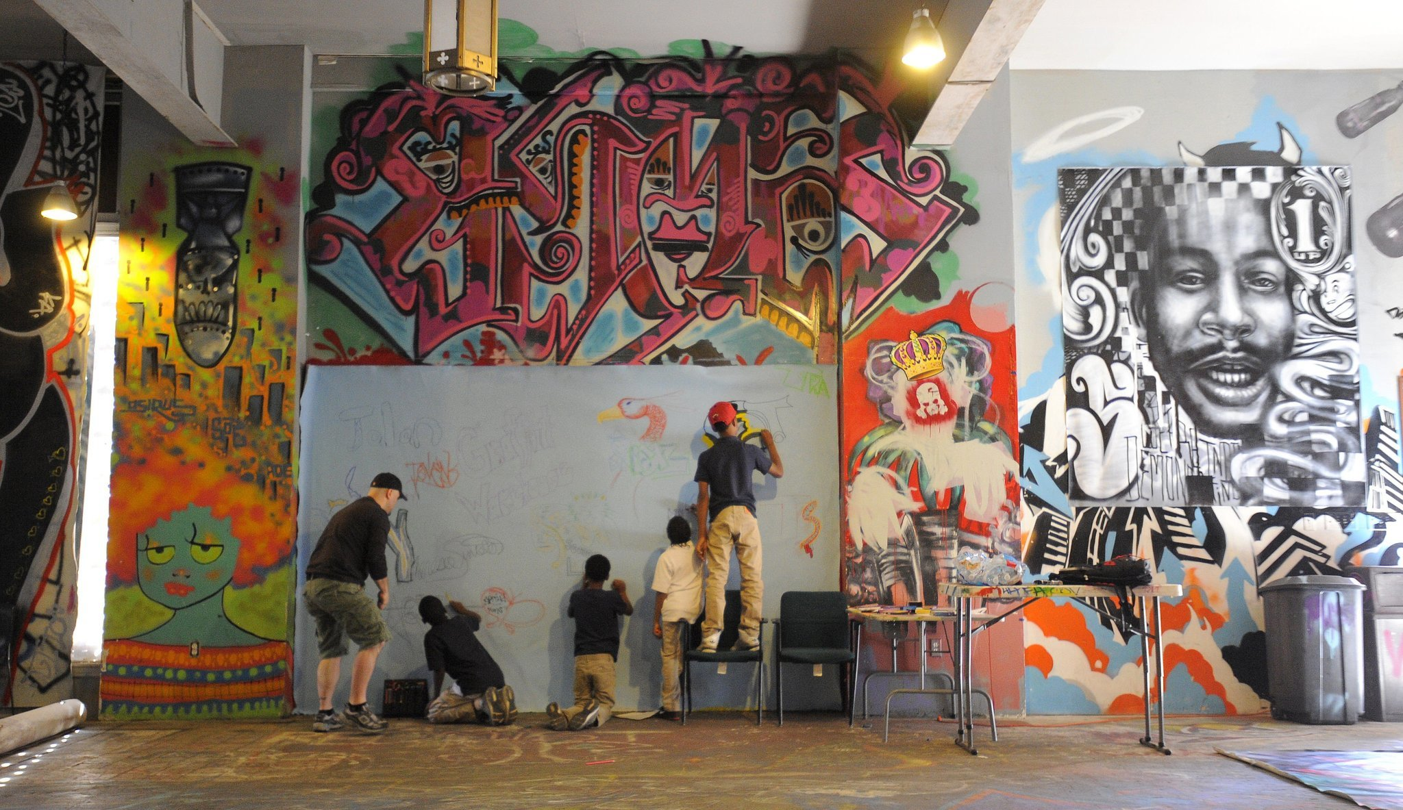 Station North Arts District: A quick guide to galleries