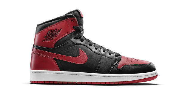 uk availability f72d0 1dce6  Banned  Air Jordans have slightly different history than Nike s narrative  - Chicago Tribune