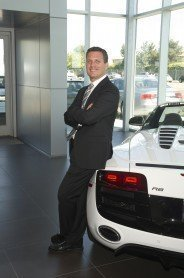 Land Rover Denver >> George Athan leads the team creating Audi fans - Del Mar Times