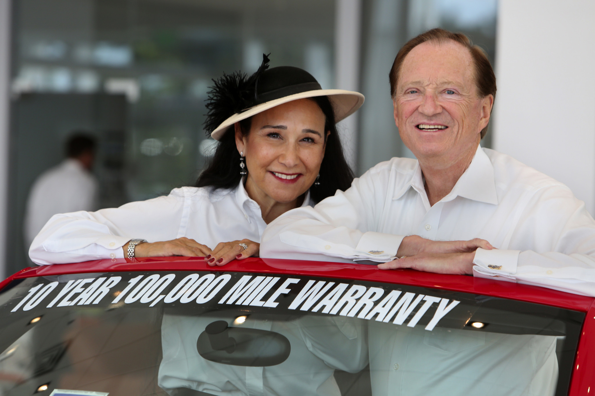 Dealership Owners Rick And Rita Case Donate 1 Million To
