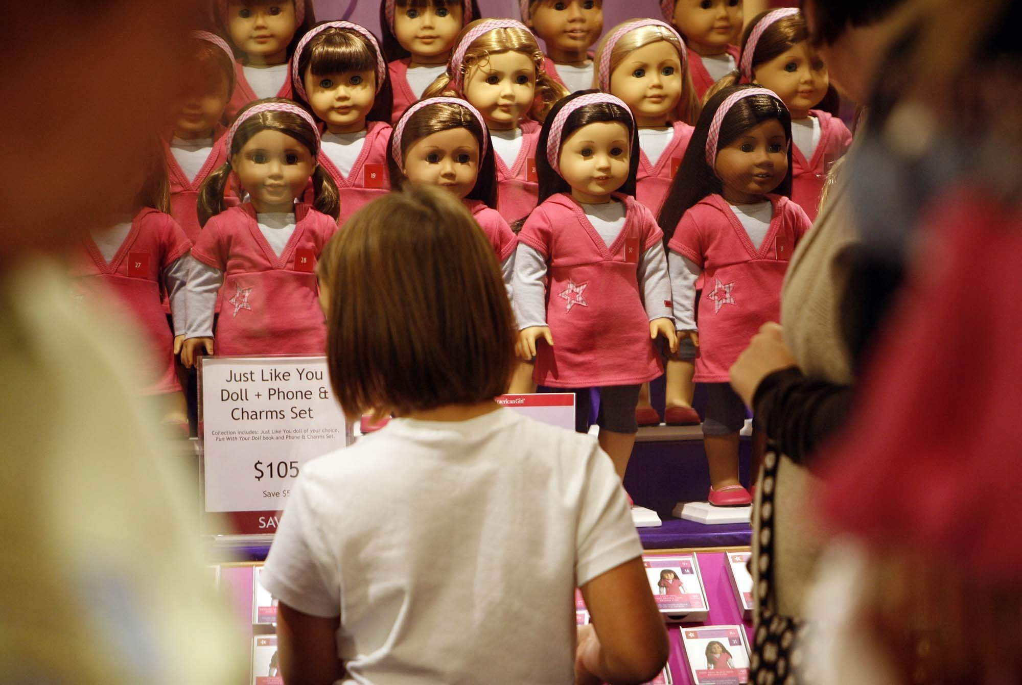 Toys R Us Brand American Girl