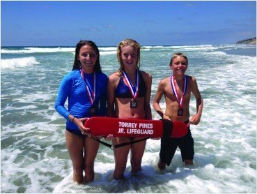 adde99d36489 Torrey Pines Junior Lifeguards medal at National Junior Lifeguard  Championships - Del Mar Times