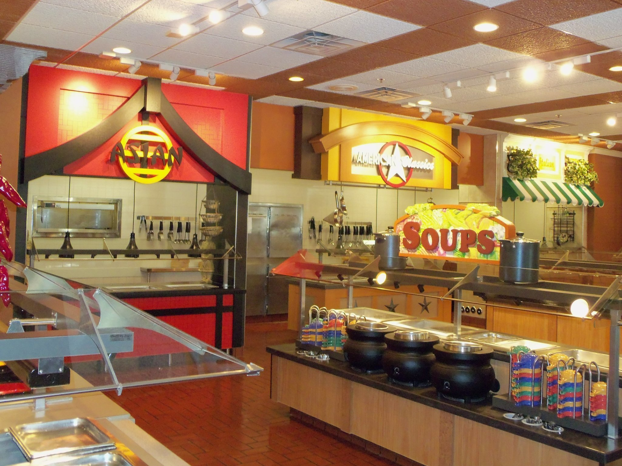 City Of El Cajon >> HomeTown Buffet gets a new look and menu - The San Diego ...