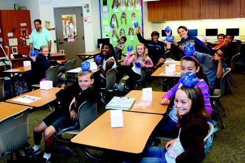 Rancho Santa Fe Middle School Career Expo Rancho Santa Fe Review