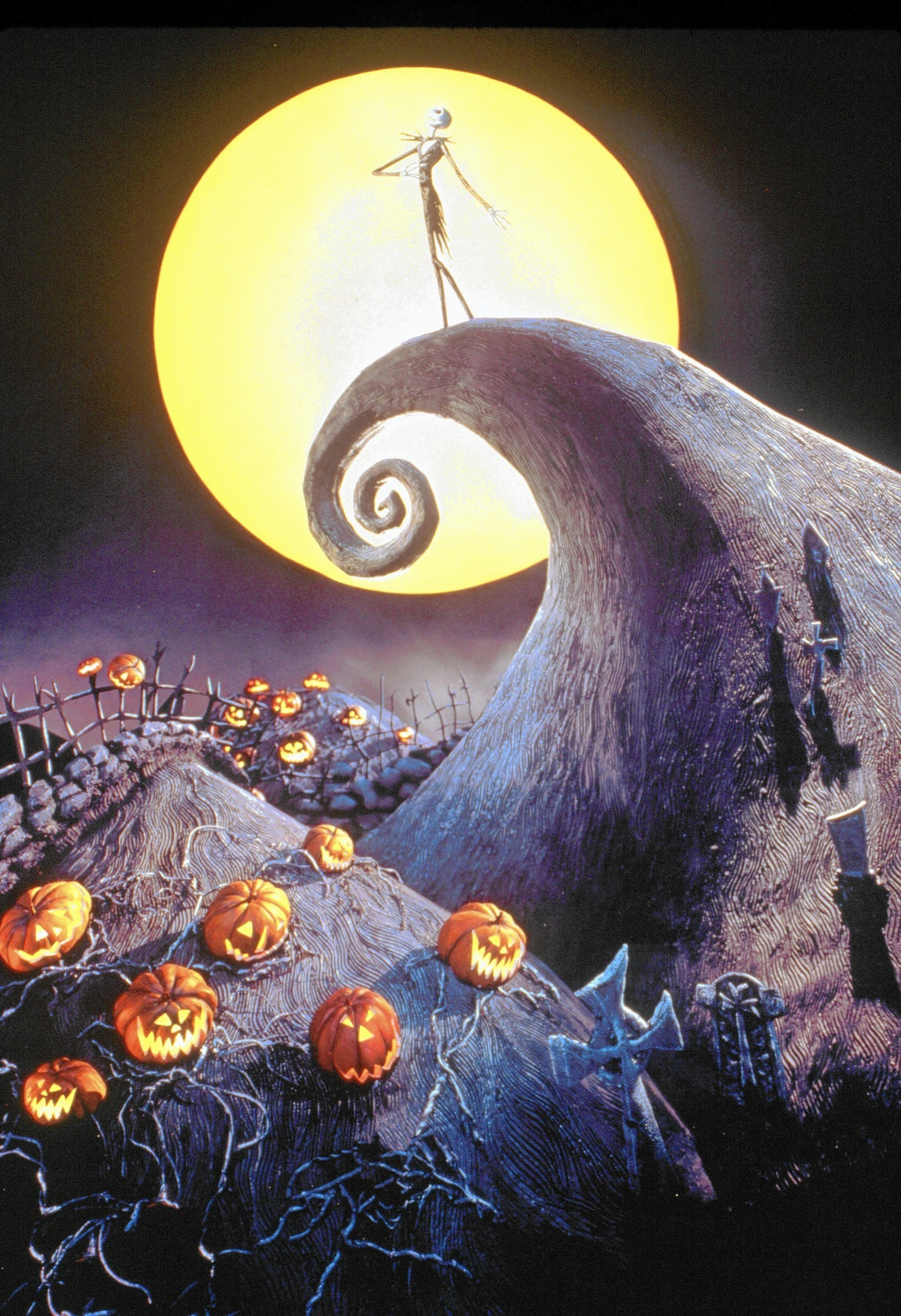 Film: Movie and Music: \'The Nightmare Before Christmas\' - Baltimore Sun