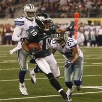 a9470a147 Philadelphia Eagles wide receiver DeSean Jackson (10) catches a 60 yards  pass for a. The San Diego Union-Tribune