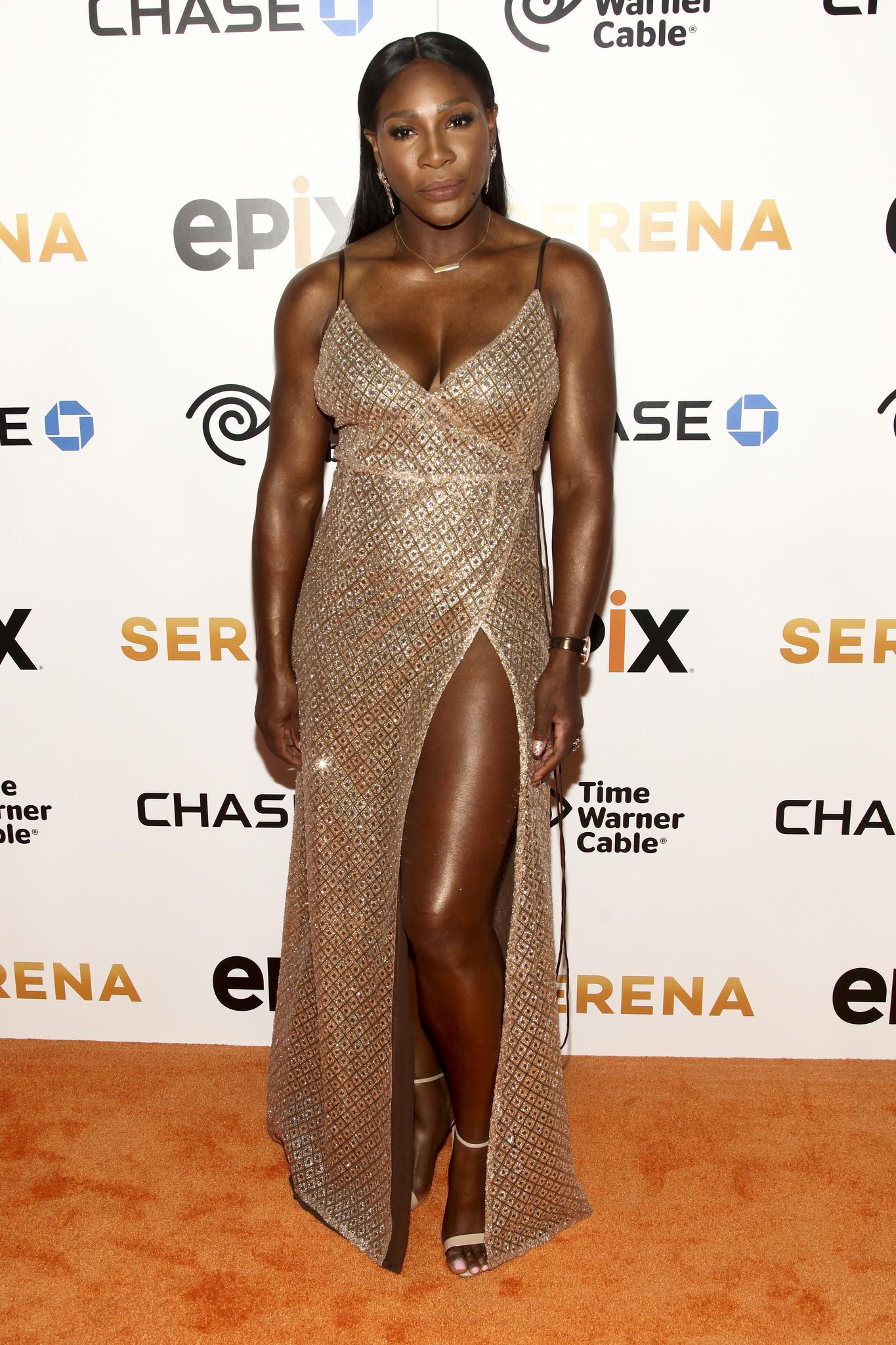 Video Serena Williams
