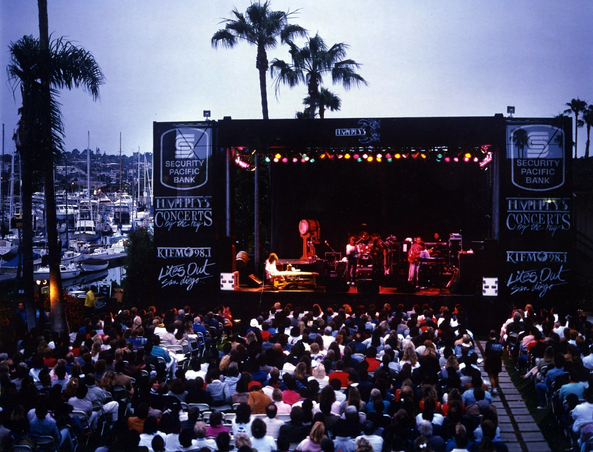 humphrey's concerts celebrates 30th anniversary - the san diego