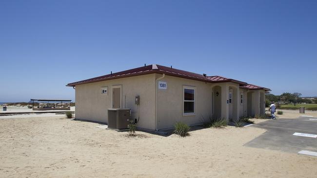 Navy Opens Beach Cottages At Coronado The San Go Union Tribune