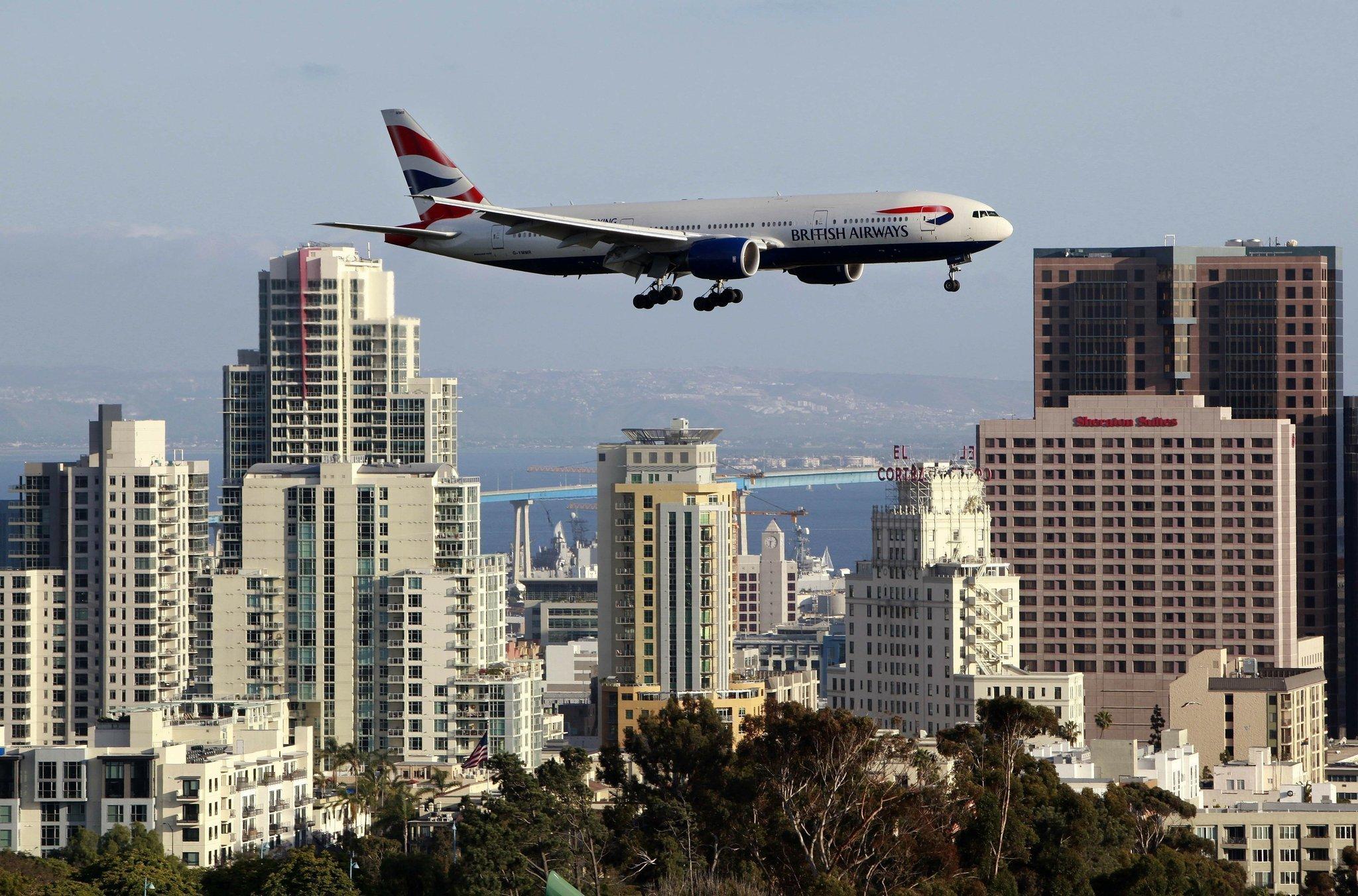 how safe is san diego airport? - the san diego union-tribune