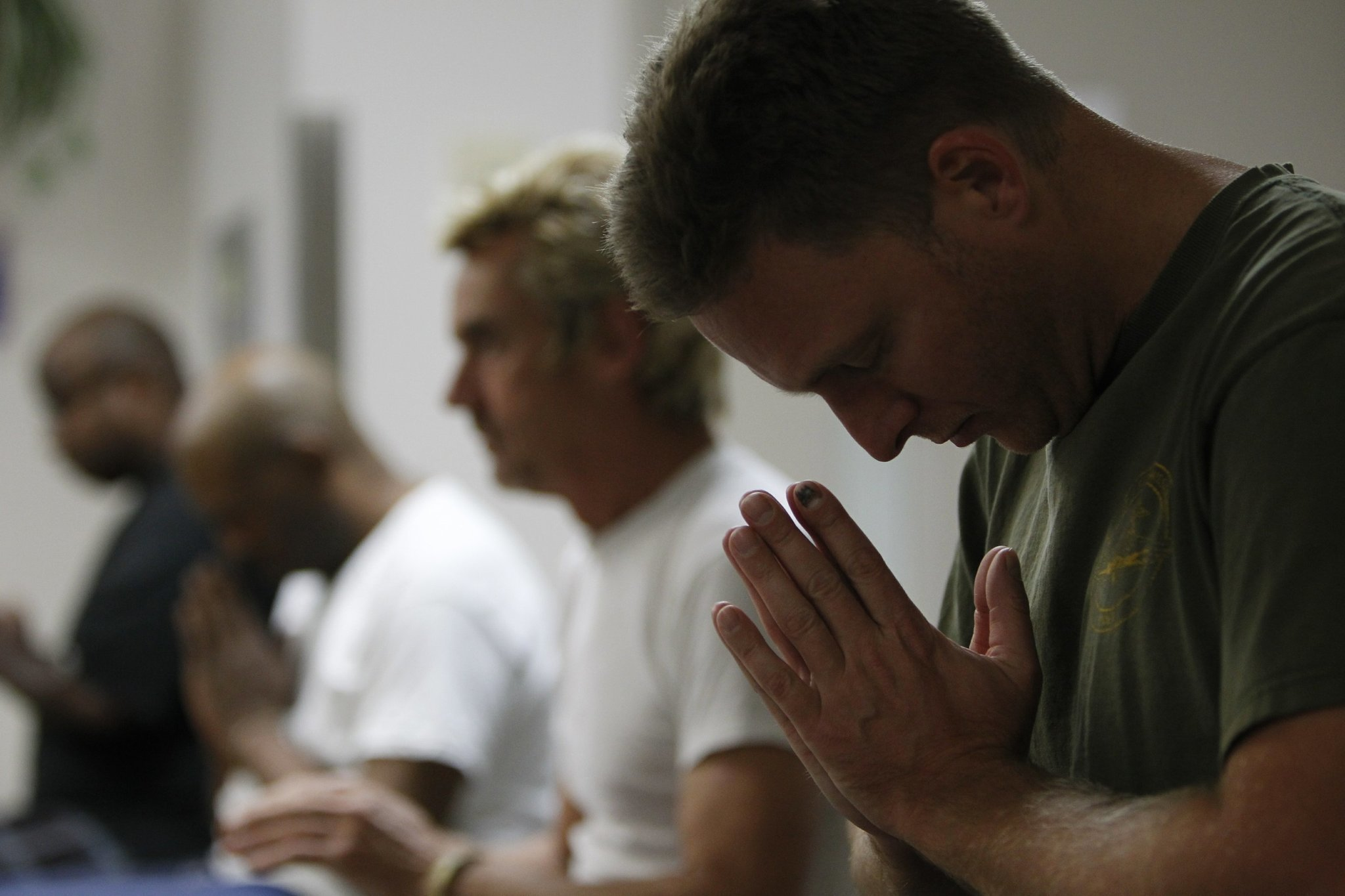 Ptsd Try Meditation And Yoga The San Diego Union Tribune