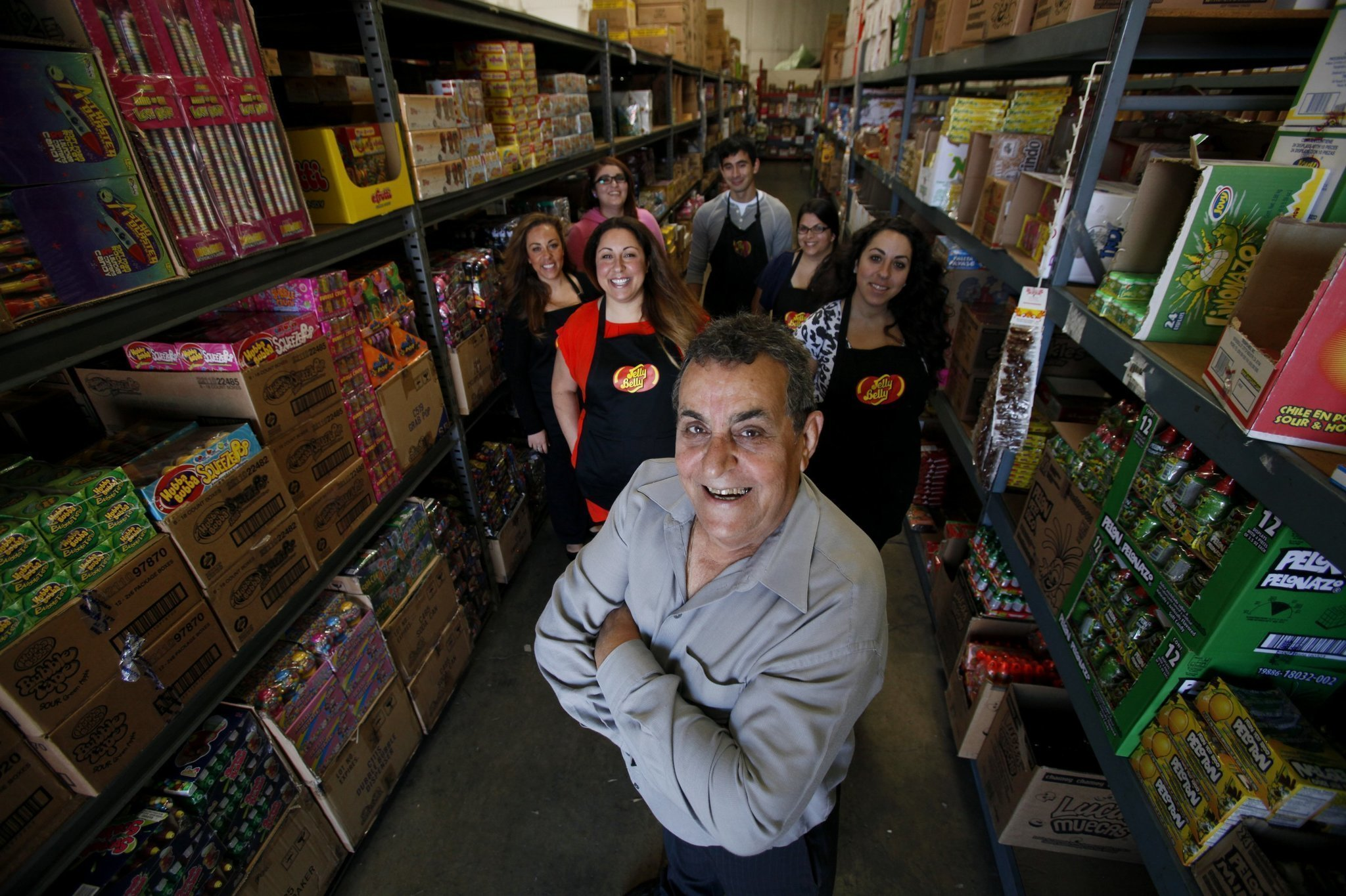 They sell wholesale candy to the public - The San Diego