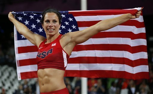 b0f2914e0a88 Suhr brings home Olympic pole vault gold for US - The San Diego  Union-Tribune