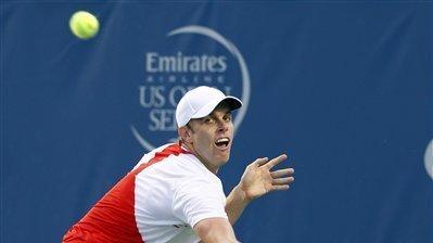 Isner beats Tsonga in Winston-Salem semifinal - The San Diego Union