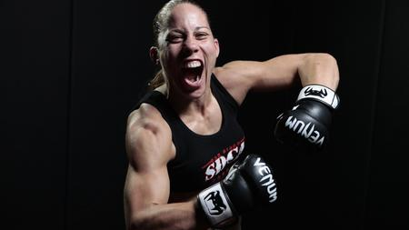 mma carmouche gets lesson on defense the san diego union tribune