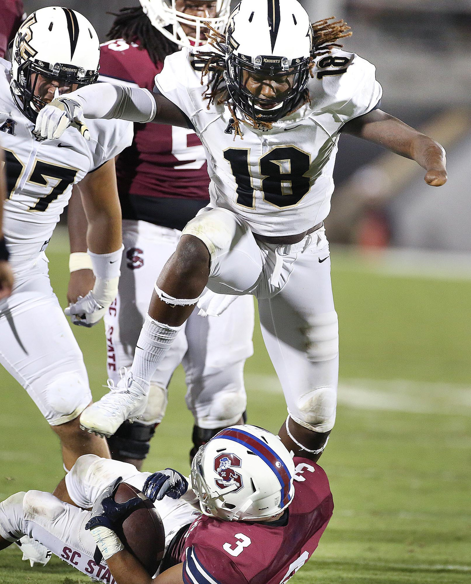ucf griffin football shaquem knights things espn